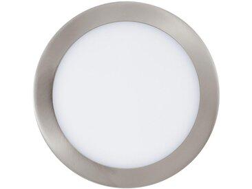 Eglo Leuchten Gmbh Einbauleuchte Connect Fueva FUEVA-CONNECT , Nickel, Metall, Kunststoff, 3 cm