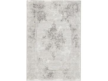 Novel VINTAGE-TEPPICH 120/170 cm Weiß, Beige , Vintage, 120x170 cm