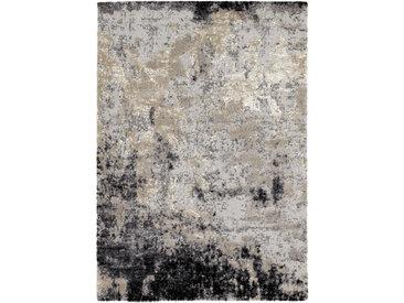 Novel VINTAGE-TEPPICH 200/290 cm Grau , Abstraktes, 200 cm