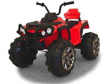 XXXLutz QUAD JAMARA Quad Protector , Rot, Kunststoff, 65.5x67x103 cm