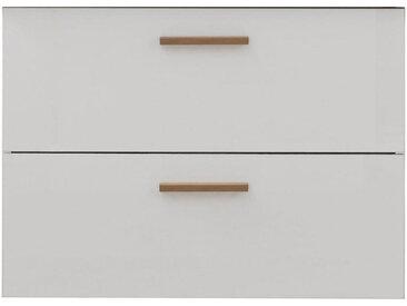 Xora WASCHTISCHUNTERSCHRANK Weiß , 71x51x43 cm