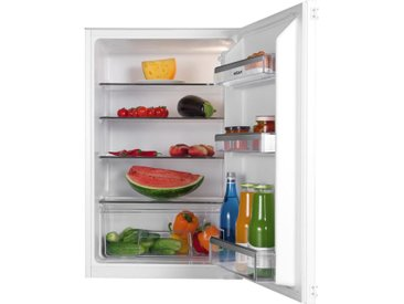 Mican Einbaukühlschrank 30630, Weiß, Metall, 56x87.3x55 cm