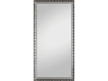 Carryhome WANDSPIEGEL Grau , Glas, vollmassiv, 100 cm