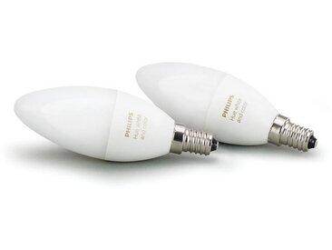 HUE WHITE & COLOR AMBIANCE LED E14 6,5 W