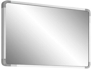 Moderano SPIEGEL Weiß , Glas, 94x61x6 cm