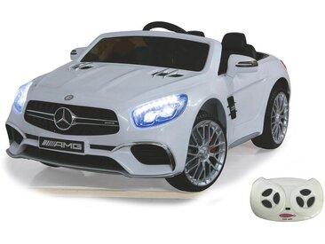 XXXLutz KINDERAUTO JAMARA Mercedes-AMG SL 65 , Mehrfarbig, Weiß, Kunststoff, 75x42x119.5 cm