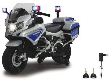 XXXLutz KINDERMOTORRAD JAMARA Motorrad BMW Police , Mehrfarbig, Grau, Kunststoff, 46x74x125 cm