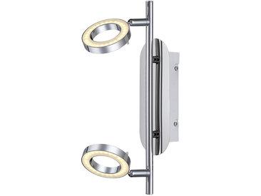 Globo LED-STRAHLER , Metall, Kunststoff, 79 mm, 8x16 cm