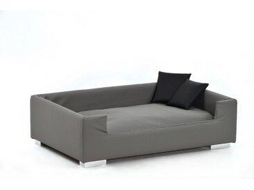 XXXLutz HUNDESOFA, Weiß, Kunststoff, 91x25x57 cm