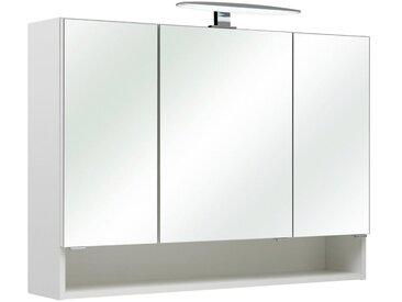 Xora: Spiegelschrank, Holzwerkstoff, B/H/T 96 70 18