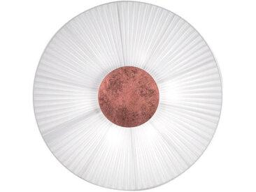 XXXLutz LED-DECKENLEUCHTE , Weiß, Metall, 11 cm