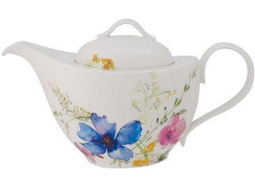Villeroy & Boch TEEKANNE, Mehrfarbig, Keramik, Blume, 1 L