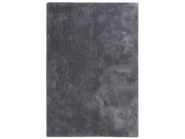 Esprit HOCHFLORTEPPICH 120/170 cm getuftet Grau , Uni, 120x170 cm