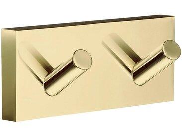 Smedbo HANDTUCHHAKEN, Gold, Metall, 9x3.9x4.5 cm