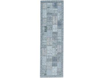 Novel LÄUFER 80/300 cm Türkis , Vintage, 80 cm