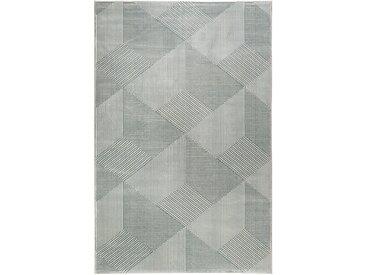 Esprit WEBTEPPICH 133/200 cm Grau , Uni, 133x200 cm