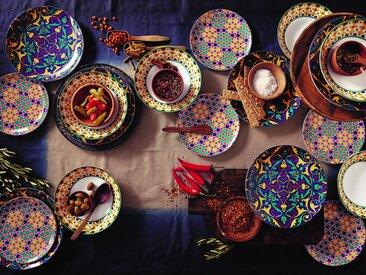 Thomas Porzellan KOMBISERVICE 18-teilig , Mehrfarbig, Keramik