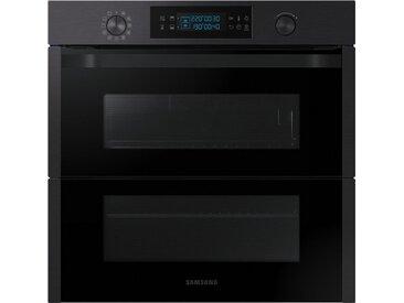 Samsung Backofen NV75N5671RM/EG, Schwarz, Metall, Glas, 59.5x59.5x56.6 cm