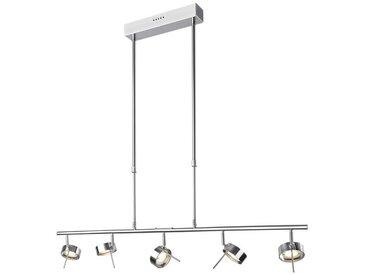XXXLutz LED-HÄNGELEUCHTE , Metall, 102 cm