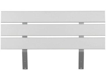 Carryhome KOPFTEIL 100/61 cm Weiß , 100x61 cm