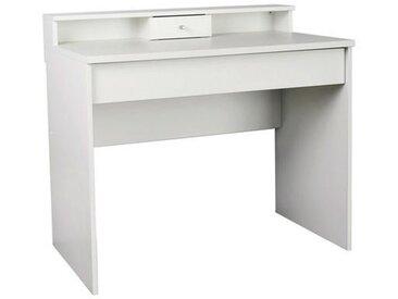 Livetastic: Tisch, Weiß, B/H/T 95 85 56