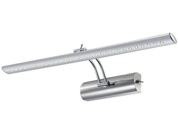 XXXLutz LED-WANDLEUCHTE , Metall, Kunststoff, 18x16x53 cm