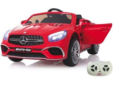 XXXLutz KINDERAUTO JAMARA Mercedes-AMG SL 65 , Rot, Mehrfarbig, Kunststoff, 75x42x119.5 cm