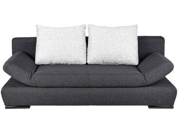 Xora SCHLAFSOFA Grau , 2-Sitzer, 200x75x92 cm