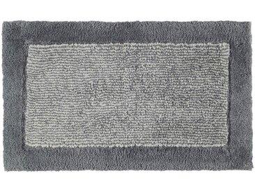 Cawoe BADTEPPICH braun 60/100 cm , Streifen, 60x100 cm