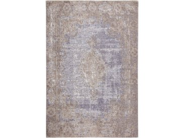 Novel VINTAGE-TEPPICH 155/230 cm Blau, Beige , Vintage, 155x230 cm