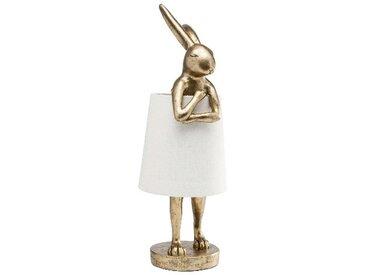 Kare-Design: Tischleuchte, Gold, B/H/T 23 68 23