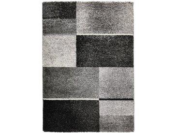 Novel LÄUFER 80/240 cm Grau , Abstraktes, 80 cm