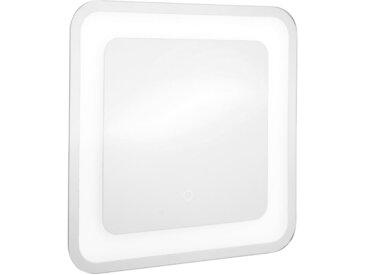 XXXLutz BADEZIMMERSPIEGEL , Glas, 60x60x3.5 cm