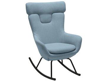 Carryhome: Stuhl, Blau, Grau, B/H/T 76 109 77
