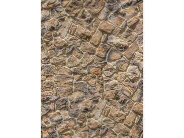 XXXLutz VLIESTAPETE , Steine, 200x260xcm cm
