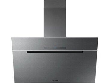 Samsung Dunstabzug NK36M7070VS/UR, Silber, Metall, 89.8x104-144 cm