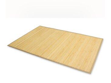 Bambusmatte Bambusteppich Teppich Bambus 180x240 natur