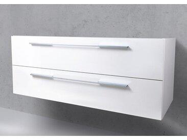 Unterschrank zu Geberit Keramag iCon 120 cm Doppelwaschtisch (für 1 Ablauf),