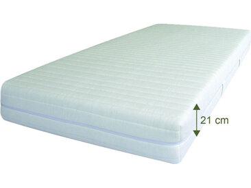 Naturlatexmatratze SleepWell 21, 200x80cm, Härte 2, TENCEL® wash