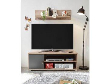 TV-Bank »Merlin«, Schlafwelt, 1 Tür