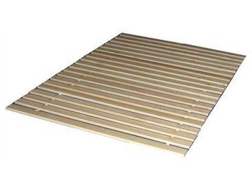 Breckle Rollrost, 120x200 cm, bis 120 kg, braun