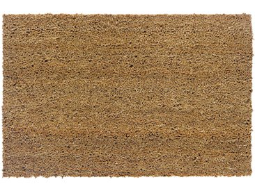 Astra Fußmatte »Kokosvelours 103«, 50x80 cm, beige