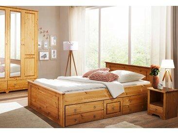 Home Affaire  Schlafzimmer-Set  »Hugo«, beige