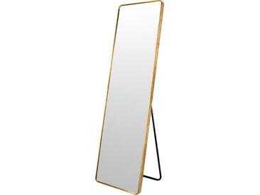 Lenfra Standspiegel »Snow«, 40x170x2.5 cm (BxHxT), gold