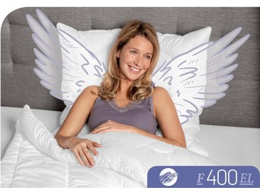 Schlafstil Baumwollbettdecke »F400«, 240x220 cm (BxL)