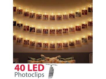 B.k.licht LED-Lichterkette »Rana«