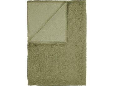 Essenza Tagesdecke »Roeby«, 220x265 cm (BxL), grün