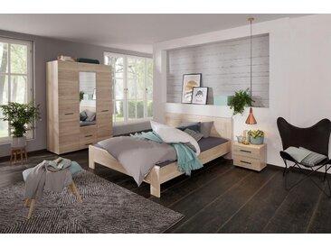 Holzzone Jugendzimmer-Set »Soho«
