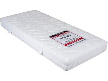 Beco Komfortschaummatratze  »Duo Comfort 20«, 180x200 cm, Härtegrad 2 + 3, 0-100 kg, Höhe ca. 20 cm, weiß