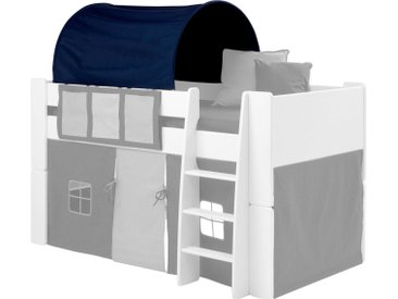Steens  Betttunnel  »FOR KIDS«, 88x92x69 cm (BxLxH), blau